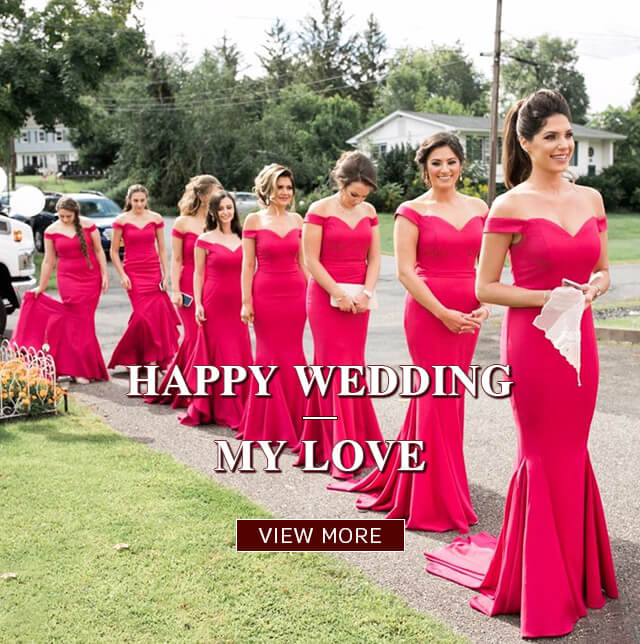 Shop bridesmaid dresses at Suzhoufashion.com