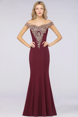 Elegant Off-the-Shoulder Mermaid Prom Dress Long With Lace Appliques_33