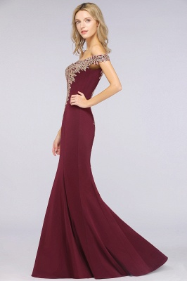 Elegant Off-the-Shoulder Mermaid Prom Dress Long With Lace Appliques_40