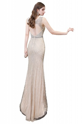 Luxurious Beadings Mermaid Prom Dress | Long Mermaid Evening Gowns_30