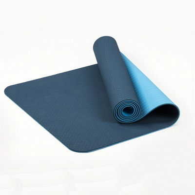 High Quality TPE Yoga Mats Home Exercise Pad Sport Health 183*61cm Yoga Blanket for Pilates On Sale_10