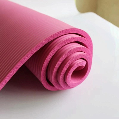 High Quality Non-slip Yoga Mats For Fitness Big Size 183*61cm Yoga Blanket NBR Outdoor Home Heath Exercise Pad_5