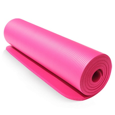 Free Shipping 183*61cm NBR Yoga Mats Lose Weight Solid Color Anti-skid Gymnastic Sport Equipment_3