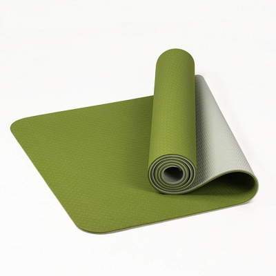 High Quality TPE Yoga Mats Home Exercise Pad Sport Health 183*61cm Yoga Blanket for Pilates On Sale_5