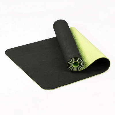 High Quality TPE Yoga Mats Home Exercise Pad Sport Health 183*61cm Yoga Blanket for Pilates On Sale_4