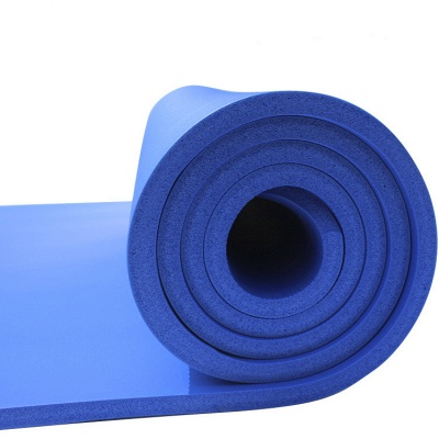 Free Shipping 183*61cm NBR Yoga Mats Lose Weight Solid Color Anti-skid Gymnastic Sport Equipment_6