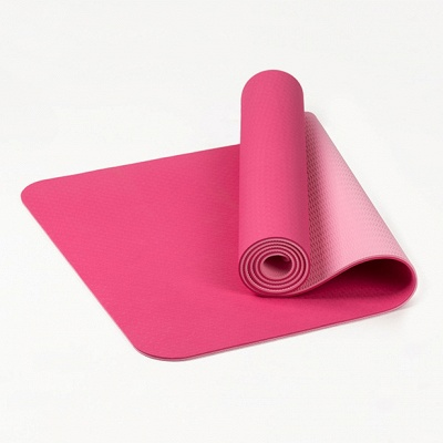 High Quality TPE Yoga Mats Home Exercise Pad Sport Health 183*61cm Yoga Blanket for Pilates On Sale_9