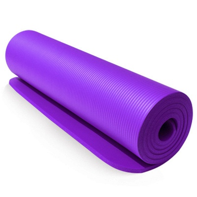 Free Shipping 183*61cm NBR Yoga Mats Lose Weight Solid Color Anti-skid Gymnastic Sport Equipment_5