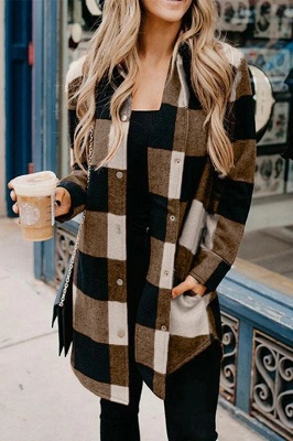 Classic Plaid Cozy Shirt_4