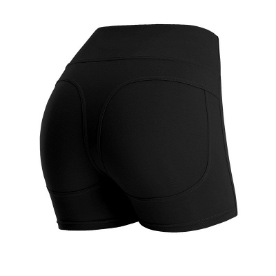 Yoga Shorts Running Shorts Ladies Casual Yoga Outfits Sportswear Fitness Wear_3