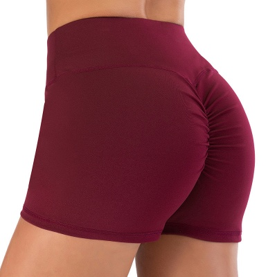 Breathable Shorts Running Gym Sports Yoga Shorts Fitness Workout Activewear_9