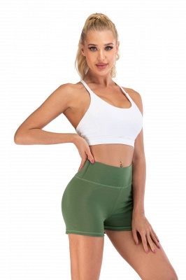 Breathable Shorts Running Gym Sports Yoga Shorts Fitness Workout Activewear_24
