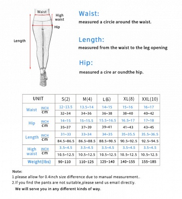 High Quality Fitness Yoga Pants with Pocket | Elastic High Waist Leggings Stretch Breathable Pants_9