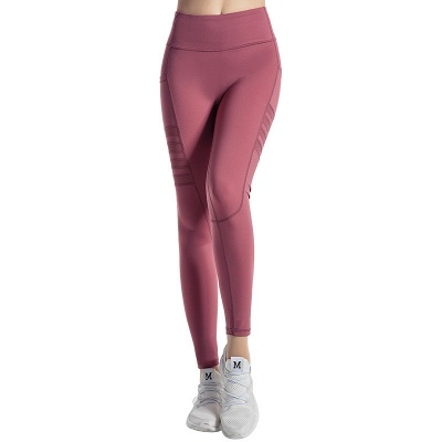 High Waist Leggings Women Fitness Yoga Pants Pocket Sports Tight Pants Fitness_3