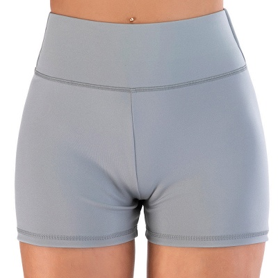Breathable Shorts Running Gym Sports Yoga Shorts Fitness Workout Activewear_5