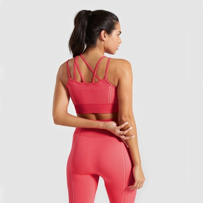 Women Sportswear Yoga Sets Jogging Clothes Gym Fitness Training Yoga Sports Bra Shorts