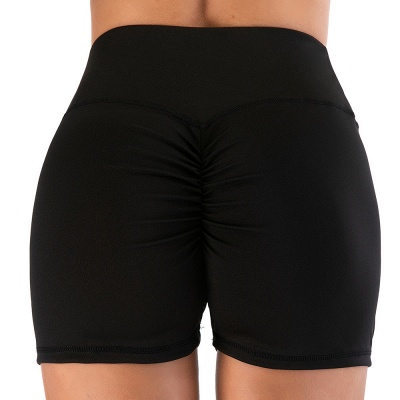 Breathable Shorts Running Gym Sports Yoga Shorts Fitness Workout Activewear_7