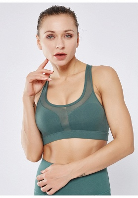 Sports Bra Top Vest Shock-Proof Yoga Underwear | Gathering High-Intensity Sport Fitness Bra_7
