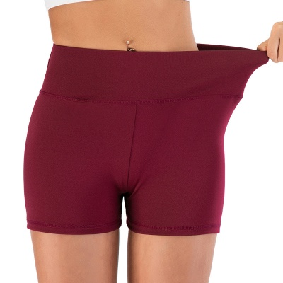 Breathable Shorts Running Gym Sports Yoga Shorts Fitness Workout Activewear_25
