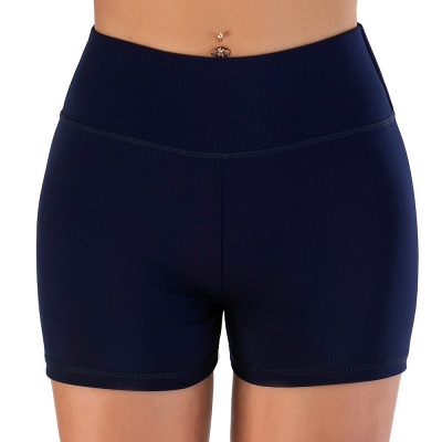 Breathable Shorts Running Gym Sports Yoga Shorts Fitness Workout Activewear_3
