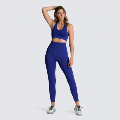 Fashion High Waist Leggings Women Fitness Set | Overall Full Tights Running Yoga Suits_4