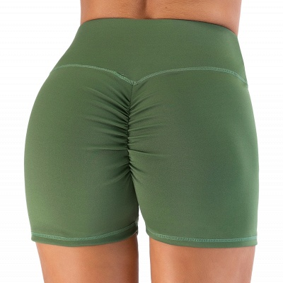 Breathable Shorts Running Gym Sports Yoga Shorts Fitness Workout Activewear_30
