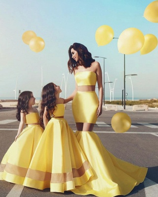 Cheap Lovely Girls Pageant Dresses 2020 | Cute Discount Flower Girls Dresses_3