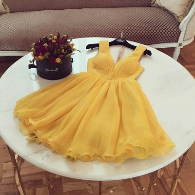 2020 Cheap Off The Shoulder Pink Short Homecoming Dresses Lovely Mini Formal Party Dress_2